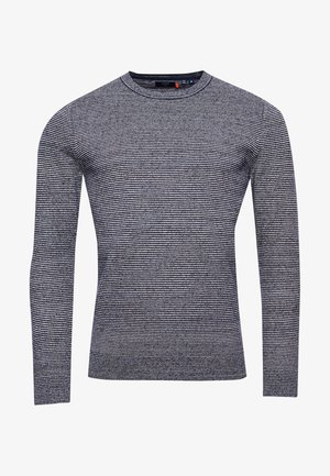 Pullover - nappa stripe