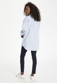 Karen by Simonsen - Button-down blouse - xenon blue - 1