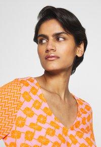 CECILIE copenhagen - LIV - Day dress - tangerine - 3