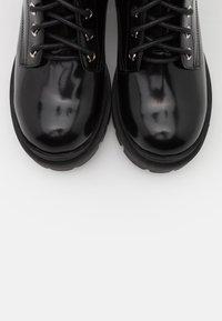 Jeffrey Campbell - TANK GIRL - Lace-up boots - black box - 5