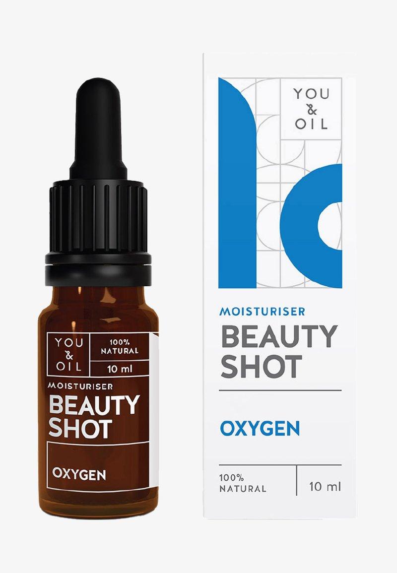 YOU & OIL - OXYGEN MOISTURIZING SERUM - Serum - -