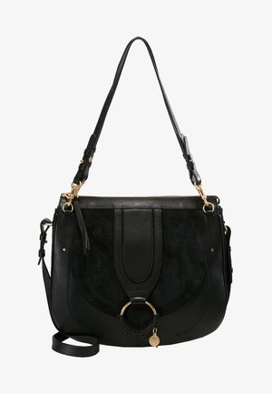 HANA SMALL - Borsa a mano - black
