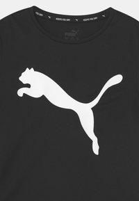 Puma - ACTIVE UNISEX - Print T-shirt - black - 2
