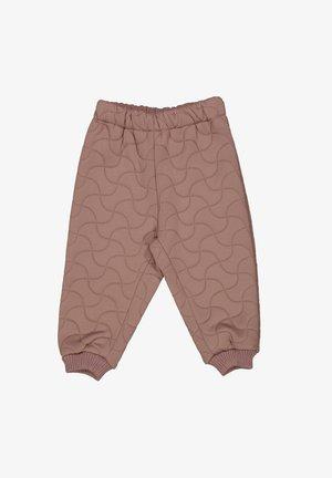 ALEX - Trousers - dusty lilac