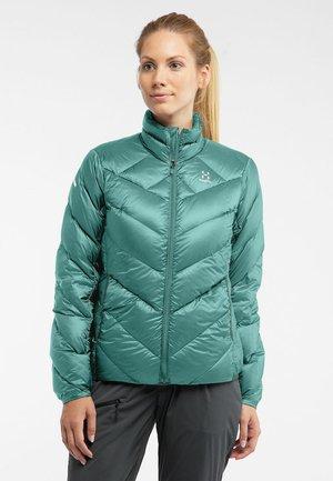 HAGLÖFS WINTERJACKE L.I.M ESSENS JACKET WOMEN - Ski jacket - glacier green