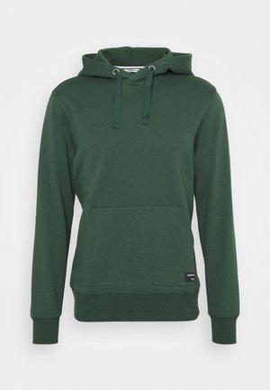 CENTRE HOOD - Sweatshirt - sycamore