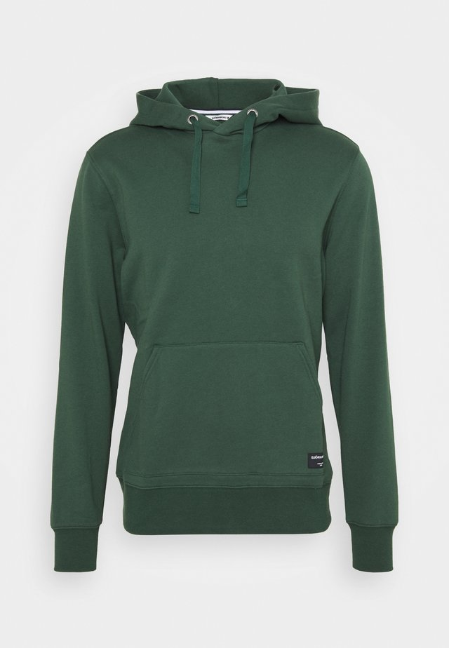 CENTRE HOOD - Sweater - sycamore