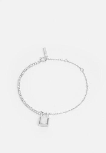 Pulsera - silver-coloured