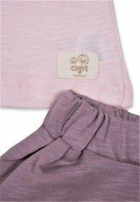 Cigit - Set  - Pantalon classique - light pink - 3
