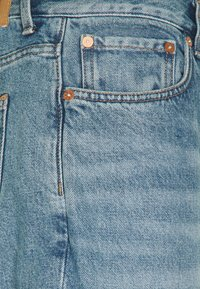 Weekday - SPACE STRAIGHT - Jeans bootcut - seven blue - 2