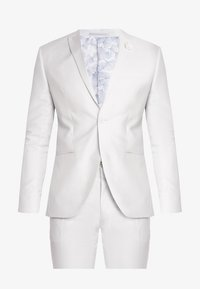 Isaac Dewhirst - WEDDING SUIT PALE - Oblek - stone - 10
