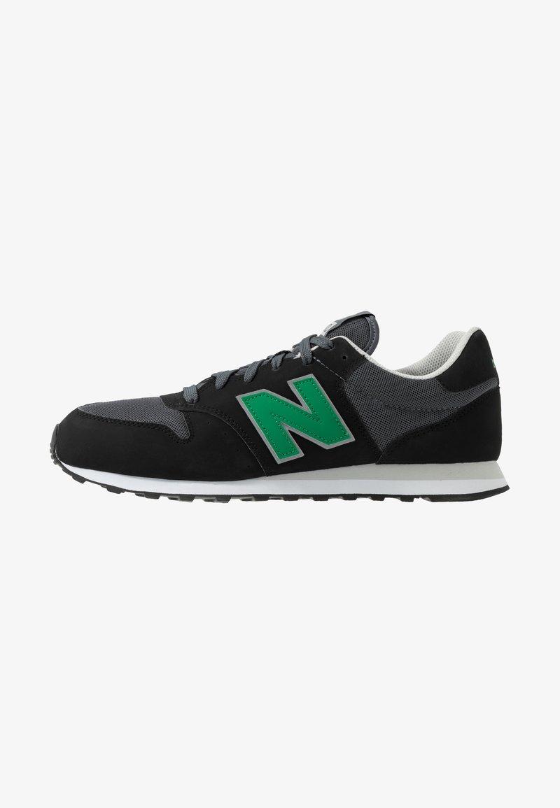 New Balance - GM500 - Sneakersy niskie - black
