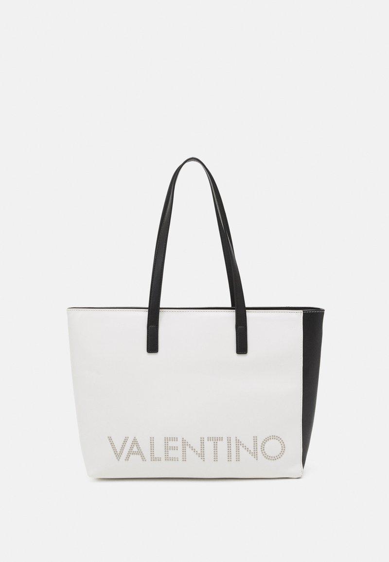 Valentino Bags - PORTIA - Torba na zakupy - bian/nero