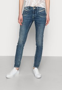 Mos Mosh - RELOVED - Jeans Skinny Fit - blue - 0