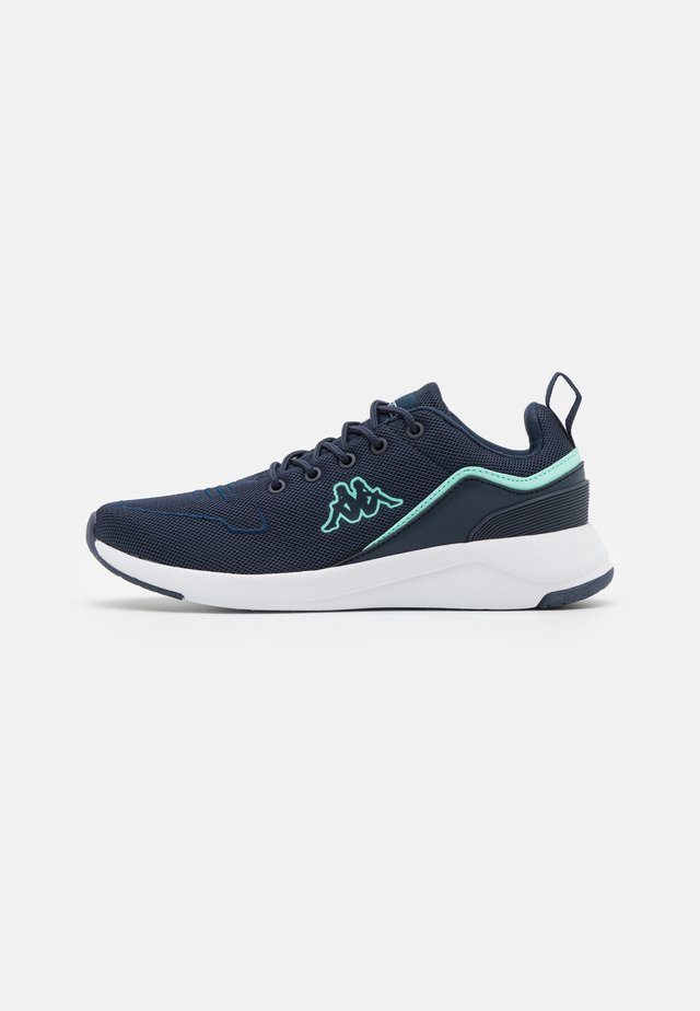 DAROU - Sportovní boty - navy/mint
