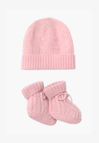Polo Ralph Lauren - APPAREL ACCESSORIES SET - Čepice - morning pink - 0