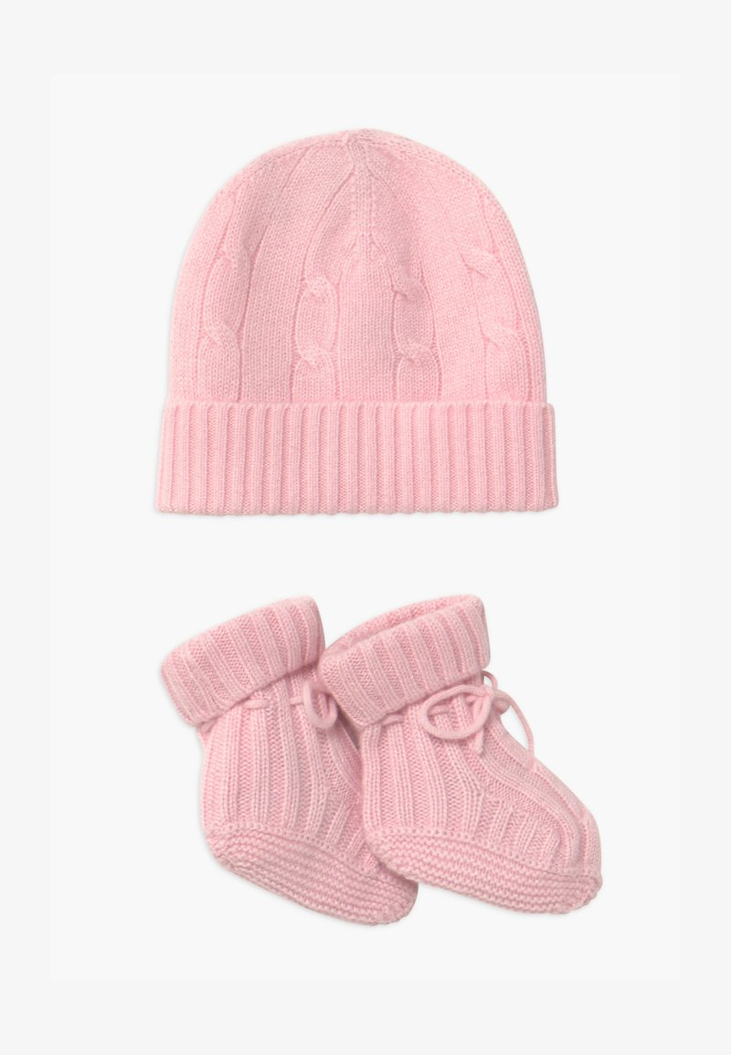 Polo Ralph Lauren - APPAREL ACCESSORIES SET - Čepice - morning pink