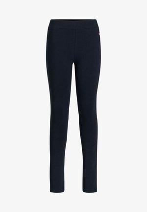 MEISJES  - Legging - navy blue