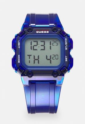 UNISEX - Digitaal horloge - blue