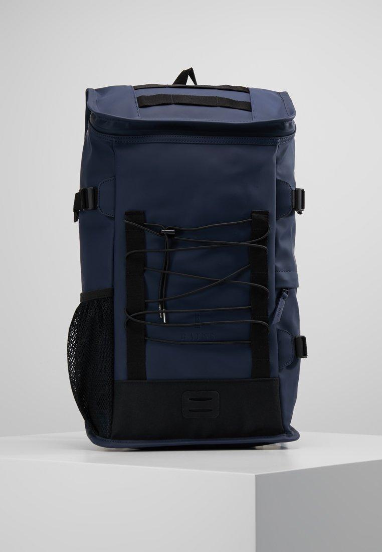 Rains - MOUNTAINEER BAG UNISEX - Rugzak - blue
