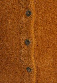Madewell - CASSIE SLIM CARDIGAN - Cardigan - dried cedar - 2