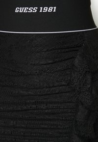 Guess - REGINA SKIRT - Pencil skirt - jet black - 5