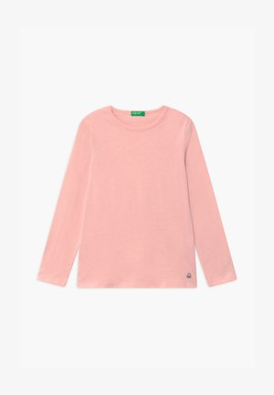 Langærmede T-shirts - light pink