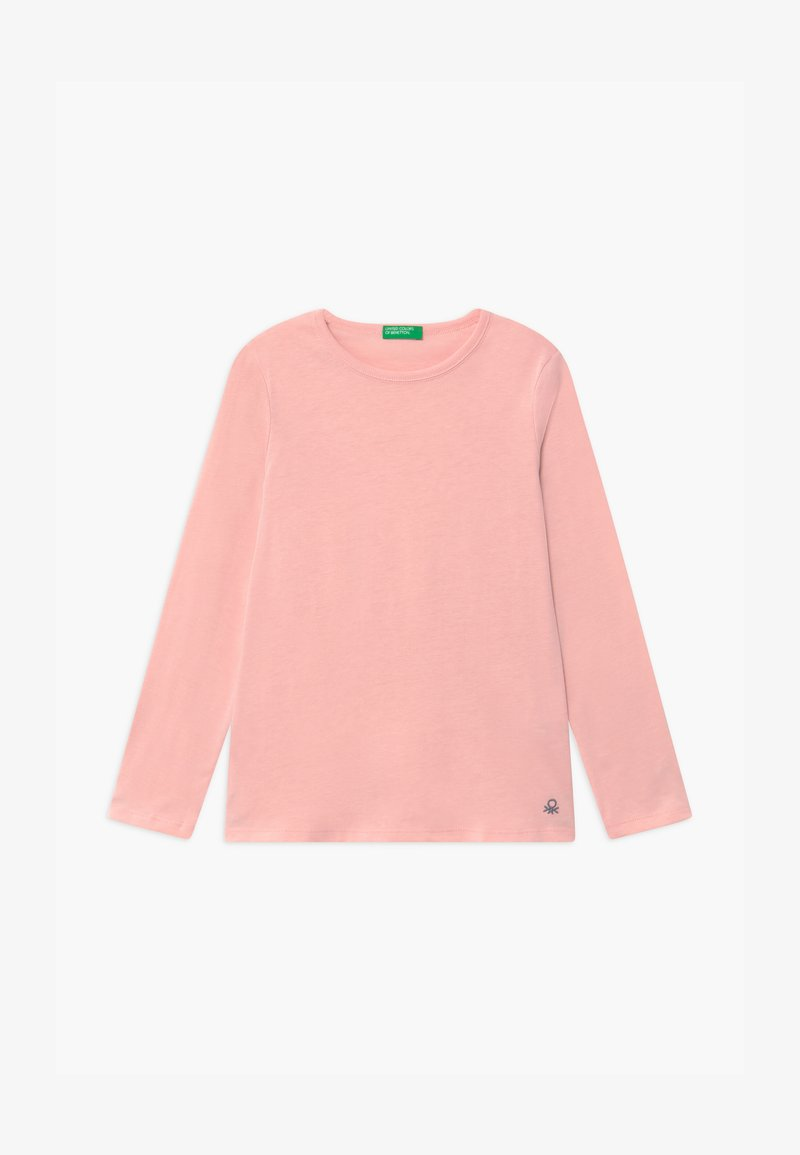 Benetton - Long sleeved top - light pink