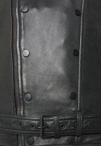 Serge Pariente - FRESH - Leather jacket - black - 3