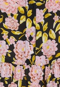 JDY - JDYCARMEN SHORT DRESS - Košilové šaty - black - 6