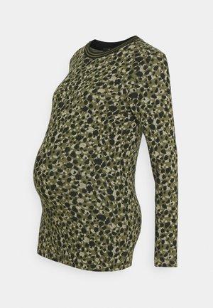 Jumper - ivy green