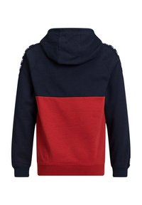 WE Fashion - MET COLOURBLOCK - Hoodie - dark blue - 1
