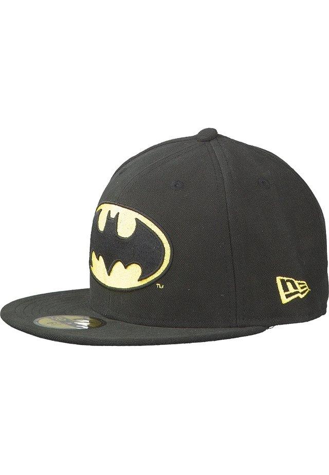 59FIFTY - CHARACTER BASIC BATMAN - Cap - schwarz