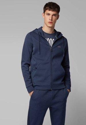 SAGGY - Zip-up hoodie - marine