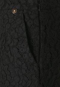LIU JO - PANTALONE CIGARETTE - Trousers - nero - 5