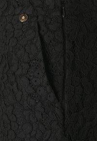 LIU JO - PANTALONE CIGARETTE - Trousers - nero - 2