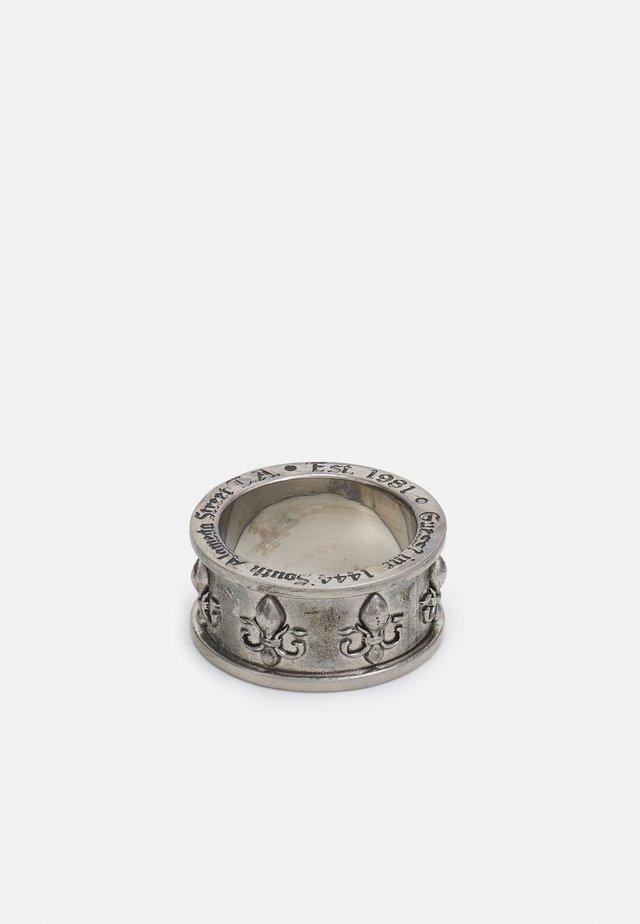 ALL AROUND GIGLIO - Anello - antique silver-coloured