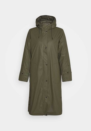TRUE RAINCOAT 2 IN 1 - Parkaer - army