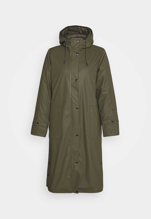 TRUE RAINCOAT 2 IN 1 - Parka - army