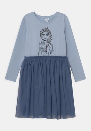 KID DRESS FROZEN ELSA - Jersey dress - skyway