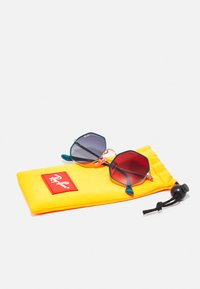 Ray-Ban - JUNIOR SUNGLASS UNISEX - Sunglasses - silver-coloured/turquoise - 3