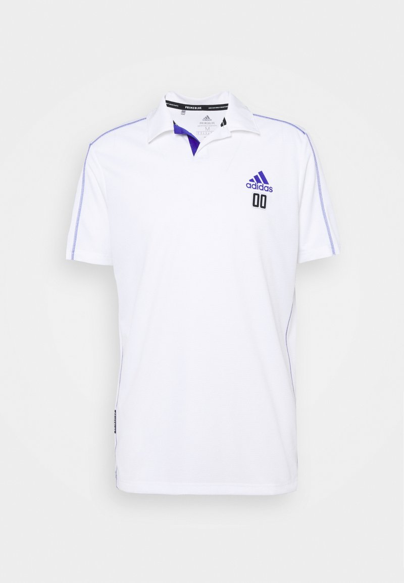 adidas Golf - PRIMEBLUE  - Polo shirt - white