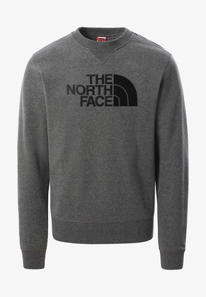 Sweatshirt - tnf medium grey heather