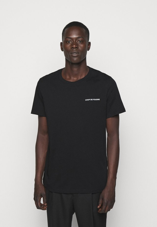 TED - T-Shirt print - noir