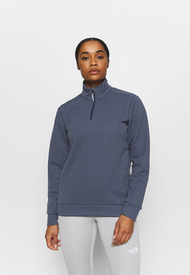 MONO AIR HALFZIP - Sweater - storm blue