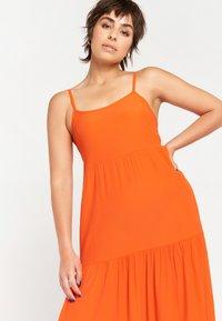LolaLiza - Maxi dress - orange - 3