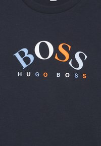 BOSS Kidswear - LONG SLEEVE BABY - T-shirt à manches longues - navy - 2