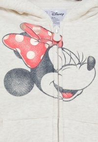 GAP - TODDLER GIRL MINNIE MOUSE LOGO - Zip-up hoodie - offwhite - 2