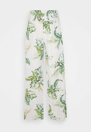 PALMETTO PANT - Pantaloni del pigiama - off white