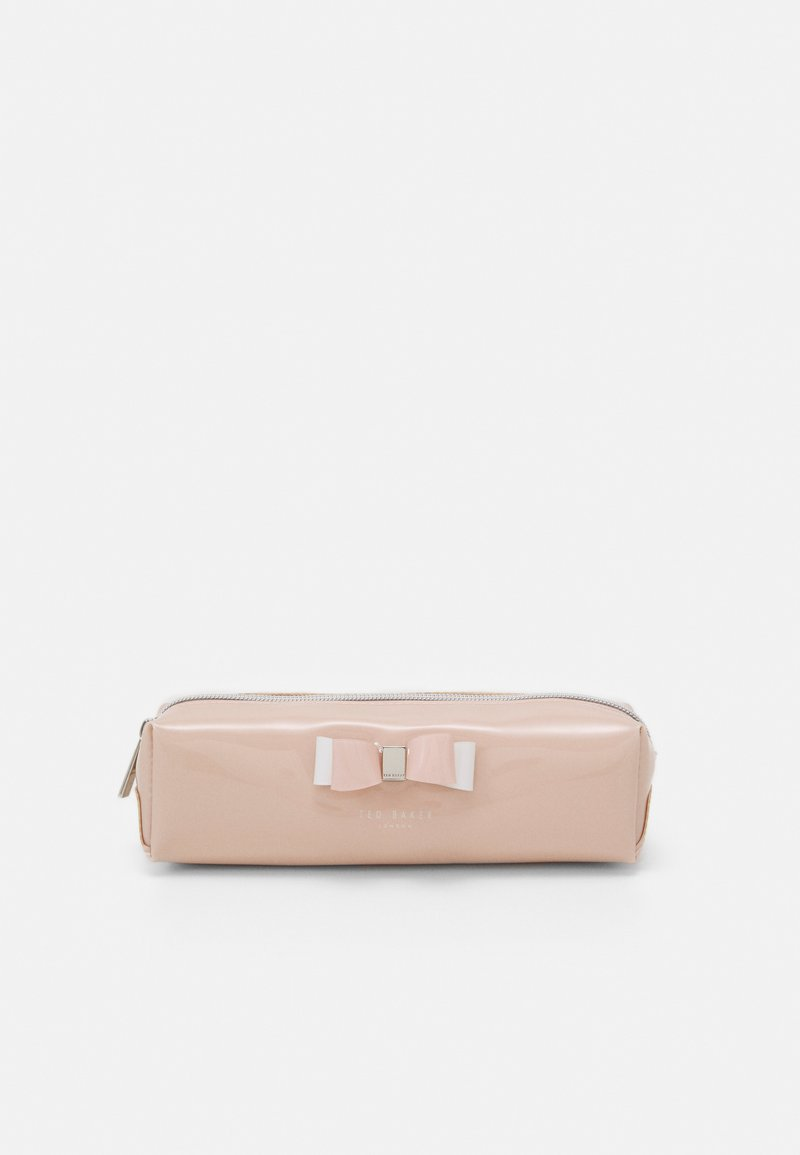 Ted Baker - HOLLEEY BOW BRUSH CASE - Wash bag - dusky pink
